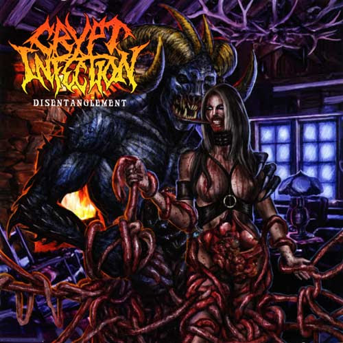 Crypt Infection - Disentanglement