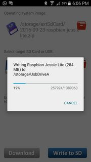 Pi Card Imager Android App Prepares Sd Cards Without Pc