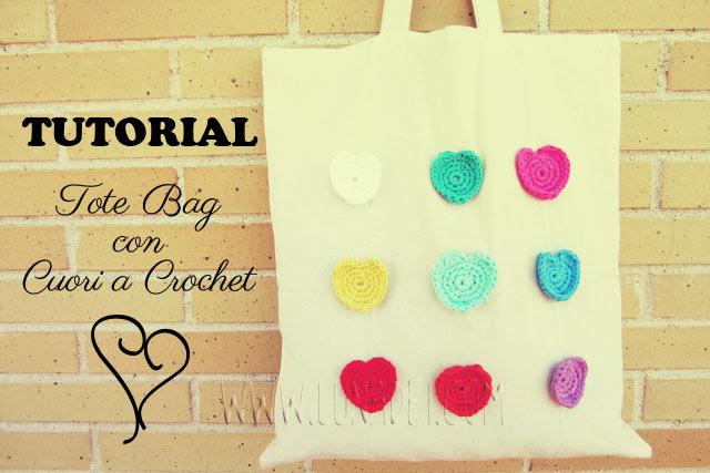 tutorial come decorare shopping bag