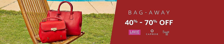 Bag-Away: 40%-70% off