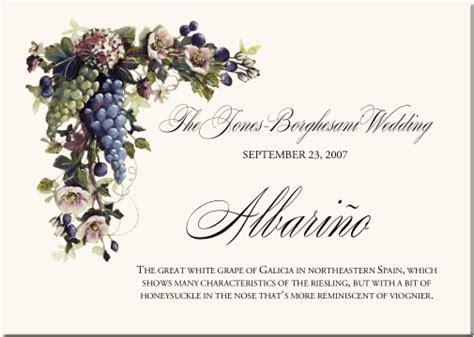 Vineyard Wedding Ideas Grapes Fruit Illustrations Pear