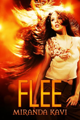 FLEE by Miranda Kavi