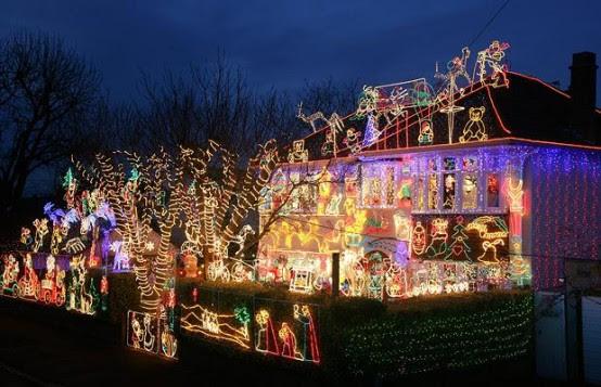 Alex Goodwind Christmas Lights for 30000 GBP