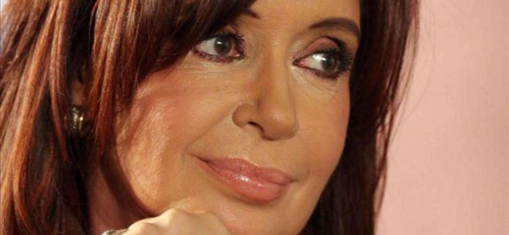 Face à une tentative de coup d'Etat israélien, la présidente argentine dissout les services secrets