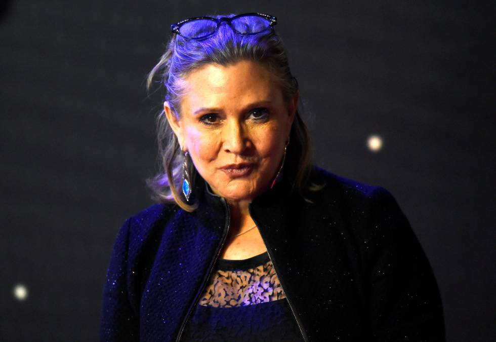 Morre Carrie Fisher, a princesa Leia