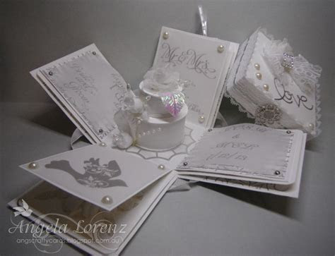 Wedding Exploding Box Card   Exploding Box Cards