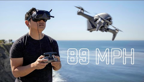 10 Reasons to Buy the New First-Person Racing Drone from DJI