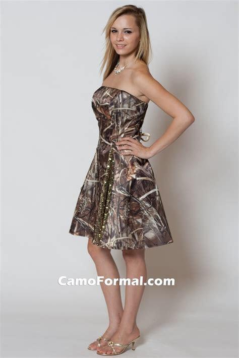 ideas  camo bridesmaid dresses  pinterest