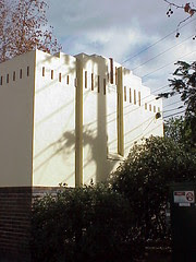 Electricty Sub-station, Port Melbourne