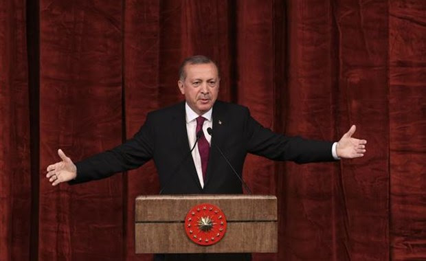 Τι σημαίνει η αμφισβήτηση της Συνθήκης της Λωζάννης από τον Erdogan