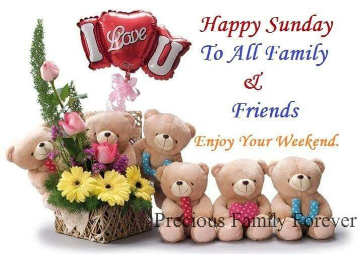 Happy Sunday To All My Friends And Family Pictures Photos And