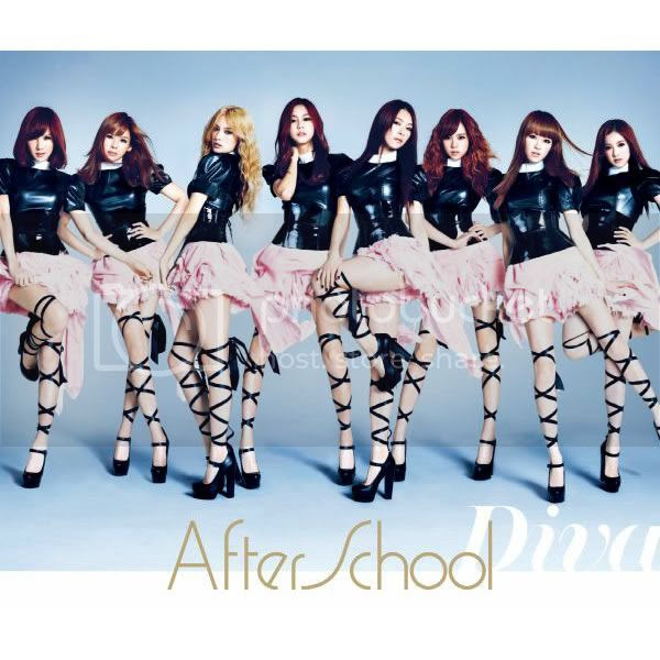 After School - DIVA (Japanese Version)