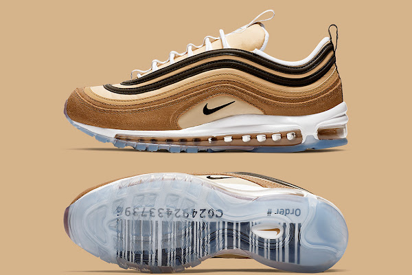 dbfcd4ff90c Upcoming Nike Air Max 97 Inspired By Shipping Boxes