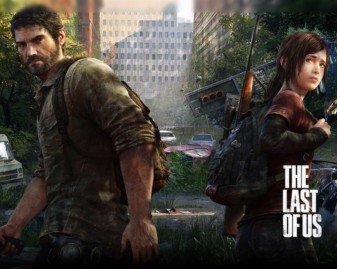 The Last Of Us Hd Game Wallpapers 5 1280x1024 Wallpaper