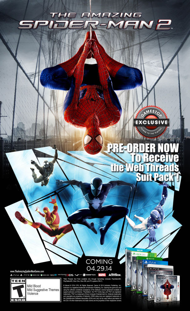 Free download all new games: free download amazing spider man for pc.