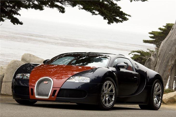 Bugatti Veyron 2005 - Car Review  Honest John