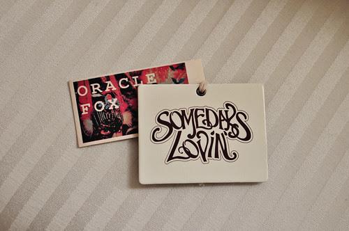 Somdays Lovin x Oracle Fox