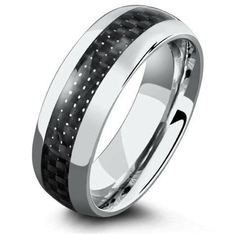 mm carbon fiber rings  airplane grade titanium