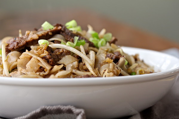 Beef Chow Fun | Wok Wednesdays