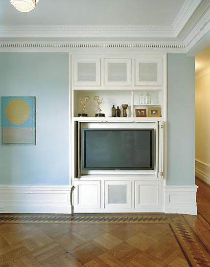 James Wagman Architect, LLC - Apartment - Riverside Dr eclectic living room