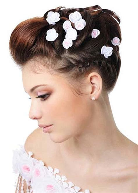 hairstyles popular 2012: Summer And Spring Wedding Hairstyle