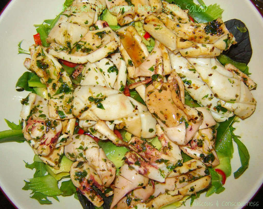 Chargrilled Squid Salad 1, cropped