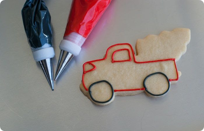 christmas trucks outline photo christmastruckstutorial1of5.jpg