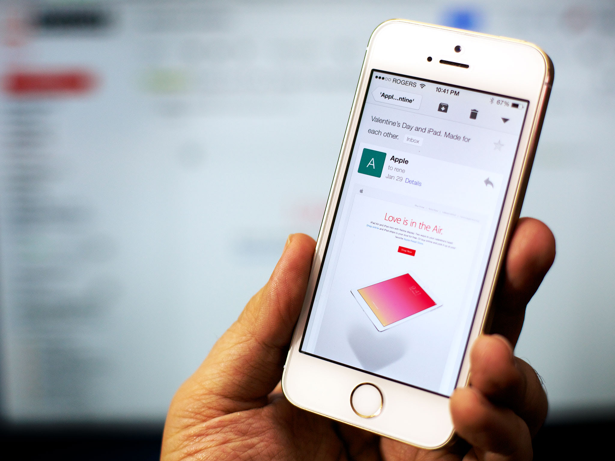 Gmail 3.0 for iOS adds background refresh, no more waiting for you mail!