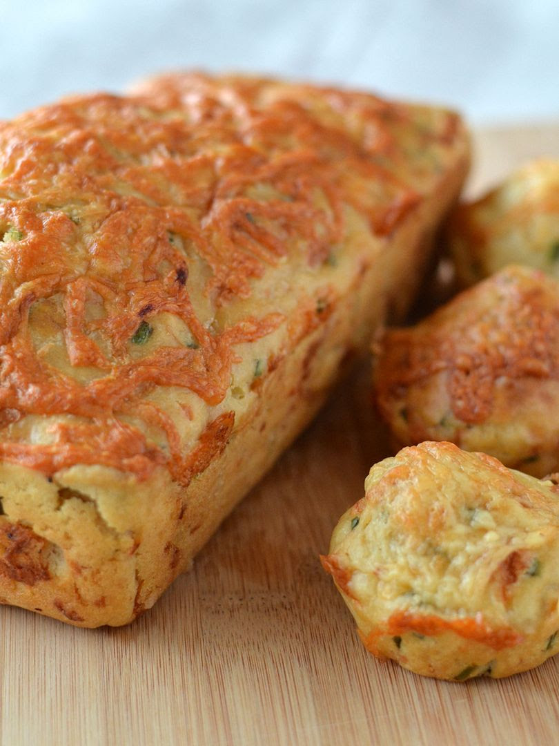 Cheese & Chive Beer Bread