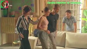 Daniela Melchior sensual na novrla Valor Vida