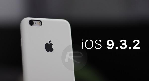 احدر من تنصيب اصدار IOS 9.3.2 لاجهزة ابل