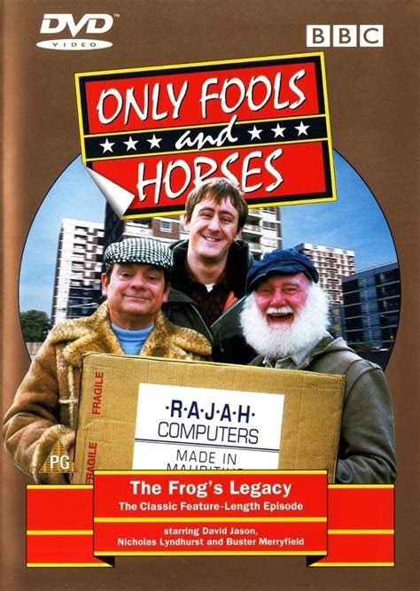 Watch Only Fools and Horses   The Frogs Legacy (1987) Free
