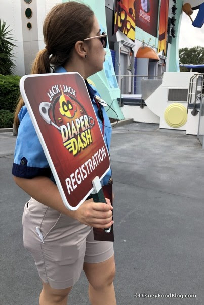 Diaper Dash sign