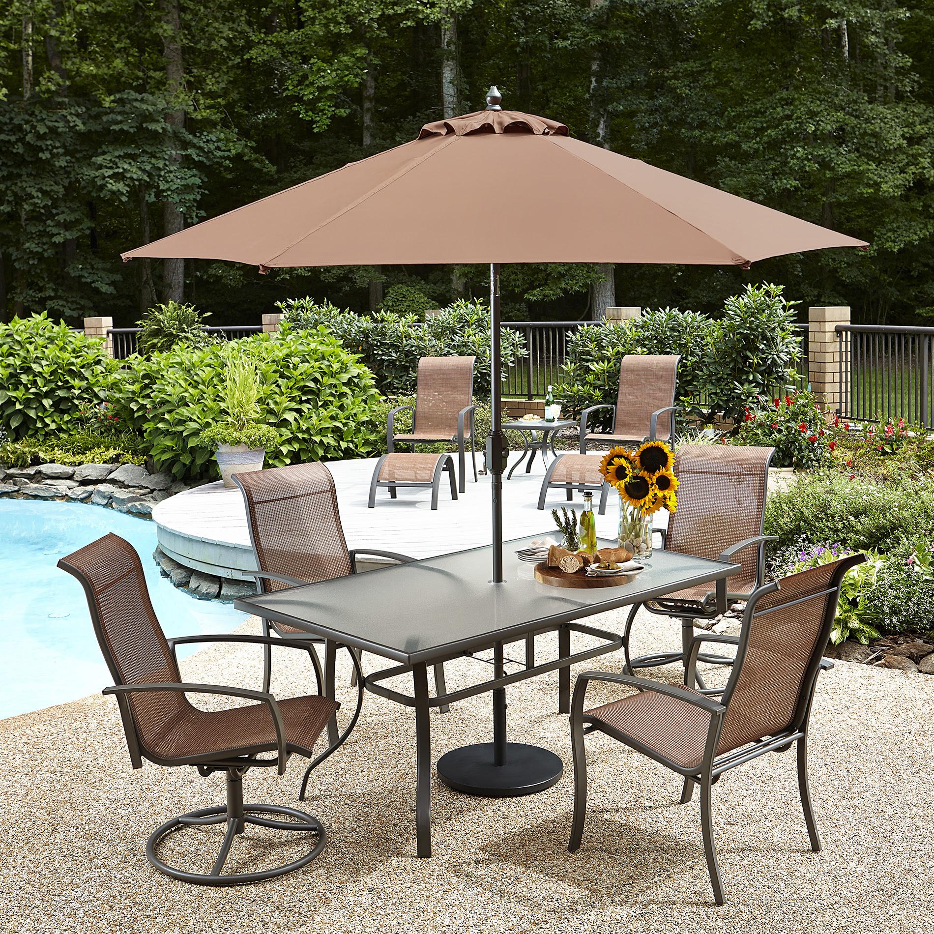 Essential Garden Harley Umbrella 9ft - Outdoor Living ...