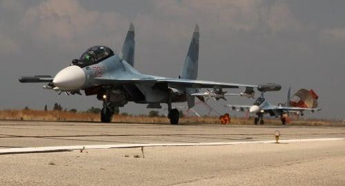 Hình ảnh Tình hình Syria: Máy bay Nga tấn công đánh IS không nghỉ tết 2016 số 1