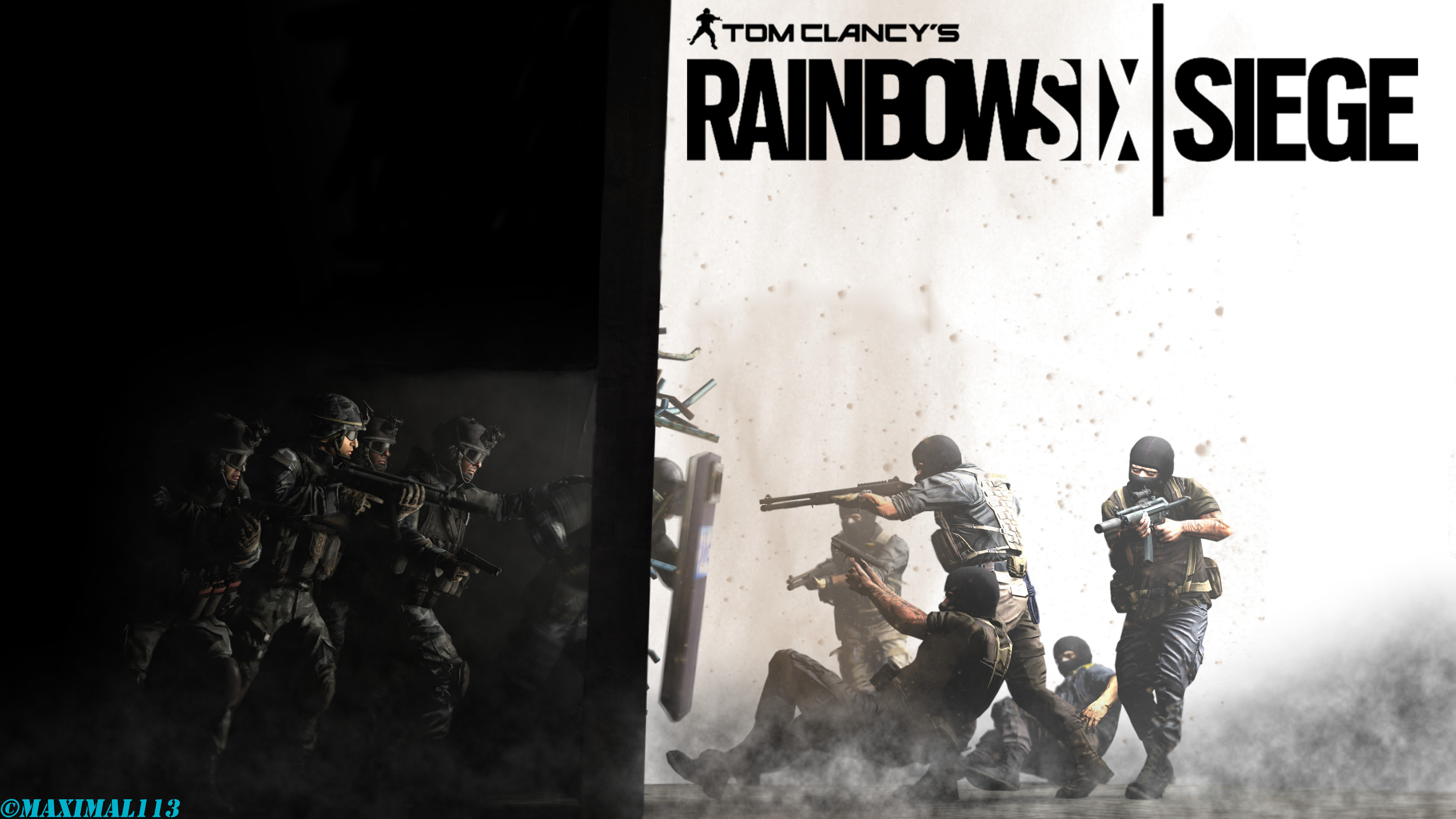 Video Games Rainbow Six Siege Wallpapers Hd Desktop And