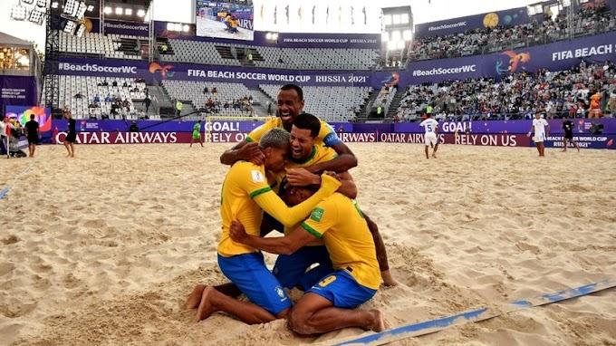 Фиаско Португалии, камбэк Швейцарии, два гола Уругвая за 15 секунд: чем запомнился четвёртый день ЧМ по пляжному футболу