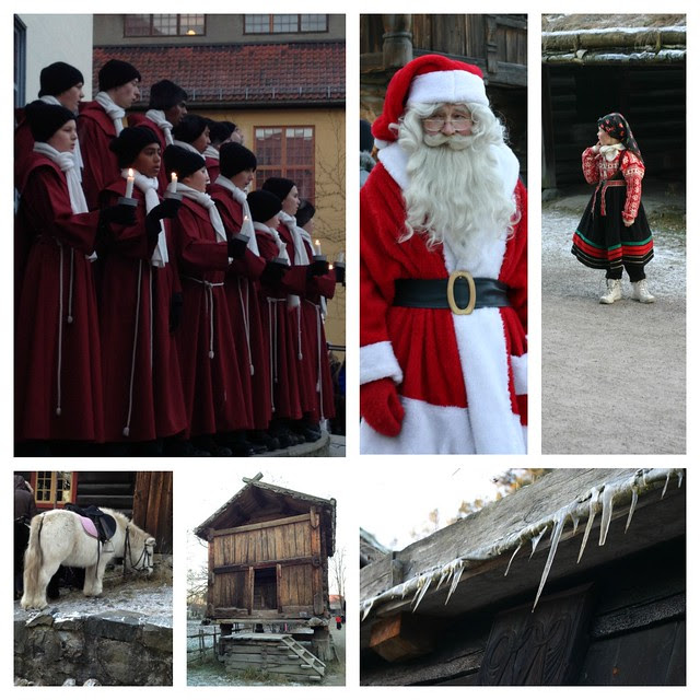 Folk Museum Collage