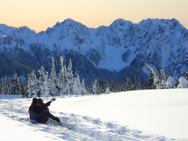 IMG_0550 Ranger-Led Snowshoe Walk
