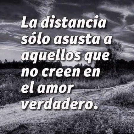 Frases De Amor La Distancia No Importa Imagenes Bonitas Frases