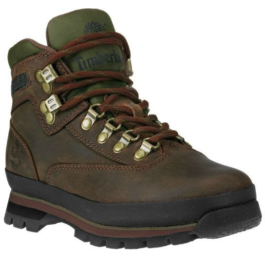 Timberland Leather Euro Hiker Boots