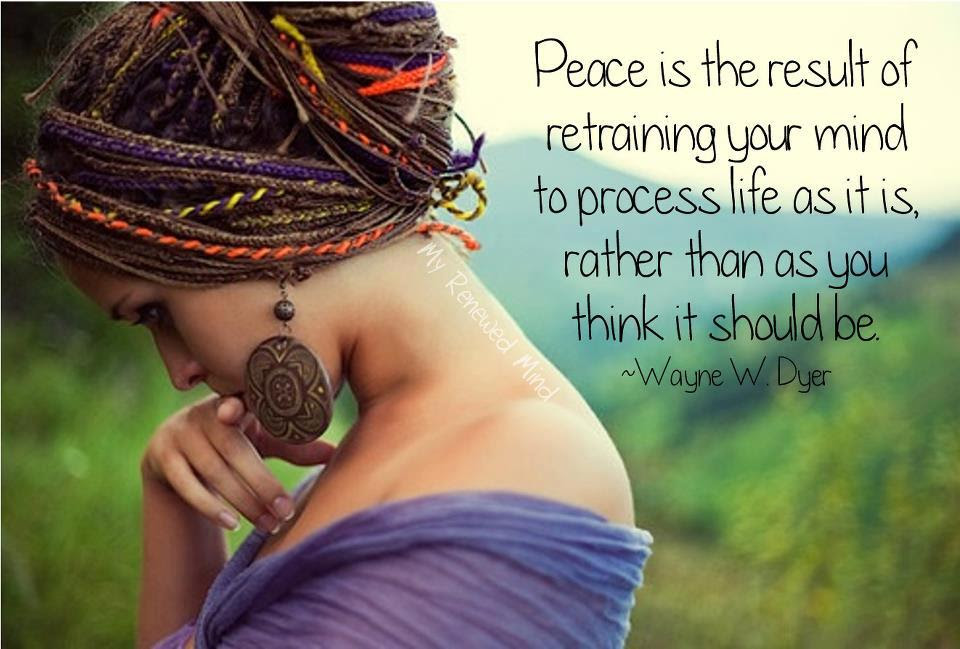 Quotes About Choosing Peace 31 Quotes