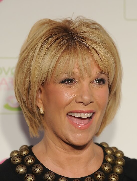 Great Hairstyles for Ladies Over 50