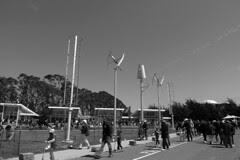 Golden Gate Bridge 75th Anniv - Crissy Field Center Future Fair