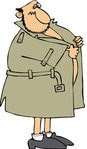 1144043-Cartoon-Of-A-Flasher-Man-Holding-Onto-His-Coat-Royalty-Free-Vector-Clipart
