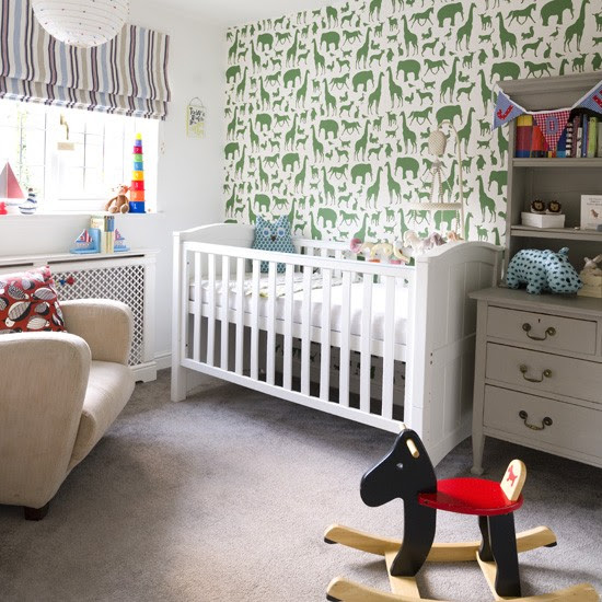 Children's nursery | Nursery ideas | Children's bedroom ideas | Housetohome