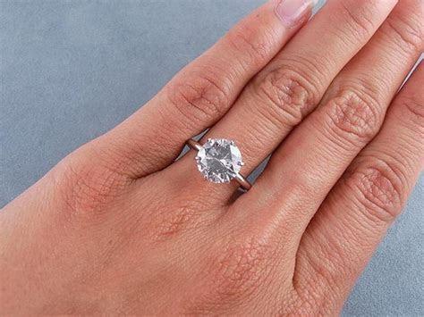 Fancy Grey Diamond Engagement Ring   Diamondstud