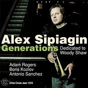 Alex Sipiagin Generations cover