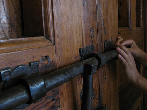 Door, Alhambra