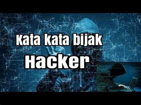 kumpulan contoh kata kata bijak hacker tentang cinta ala